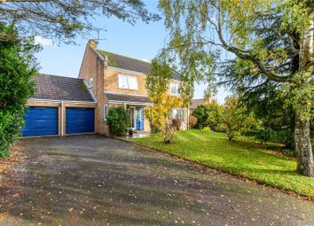 Thumbnail 4 bed detached house for sale in Burymead, Codford, Warminster, Wiltshire