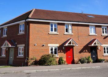 Thumbnail 2 bed terraced house for sale in Wheatsheaf Close, Wokingham