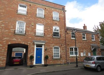 Thumbnail 4 bedroom town house to rent in Brimmers Way, Fairford Leys, Aylesbury