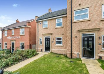 3 bed end terrace house for sale in Novale Way, Wakefield WF1