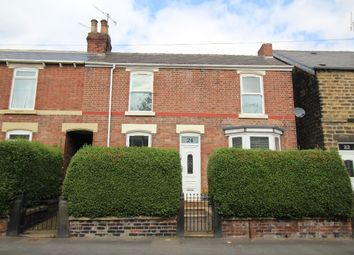 Thumbnail 2 bed semi-detached house to rent in Burrowlee Road, Sheffield