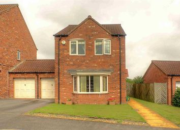 Thumbnail 3 bed property for sale in Barnard Meadows, Kirton Lindsey, Gainsborough