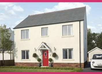 Thumbnail 4 bed detached house for sale in Plot 10, Maes Y Llewod, Bancyfelin