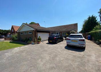 Woodcote Drive, Dorridge, Solihull B93. 3 bed detached bungalow