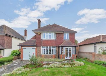 Thumbnail 4 bed detached house for sale in Avenue Road, Belmont, Sutton