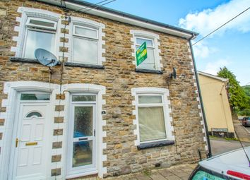 Thumbnail 3 bed end terrace house for sale in Thorne Avenue, Newbridge, Newport