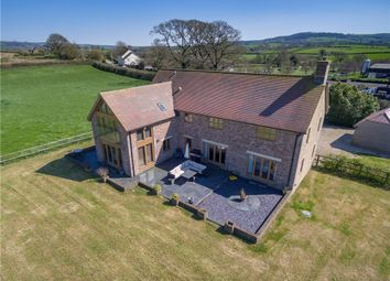 Thumbnail 5 bed detached house for sale in Mappowder, Sturminster Newton, Dorset