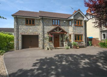 Thumbnail 5 bed detached house for sale in Rendezvous, Round Oak Road, Cheddar, Somerset