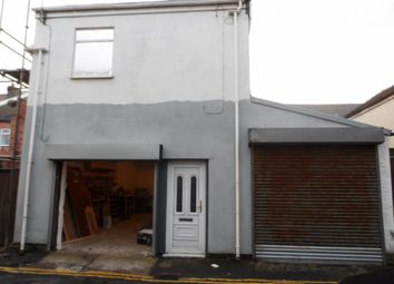 Thumbnail Commercial property for sale in Back Eaves Street, Blackpool