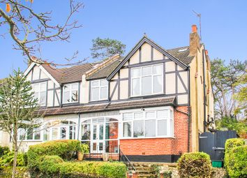 Thumbnail 4 bed semi-detached house for sale in Downs Road, Purley