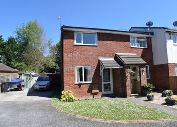 Thumbnail 2 bed end terrace house for sale in Spencer Close, Bridgwater