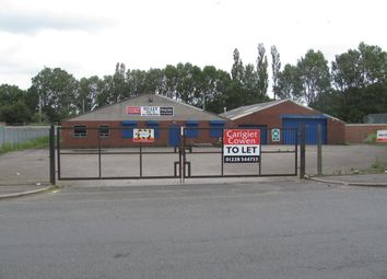 Thumbnail Industrial to let in Willowholme Industrial Estate, Unit 18, Carlisle
