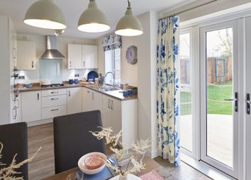 """Thumbnail 4 bed detached house for sale in """"Hemsworth"""" at Brunel Way, Stroudwater Business Park, Stonehouse"""