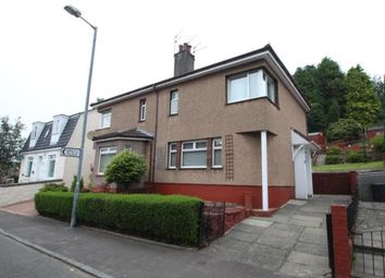 Thumbnail 2 bed semi-detached house for sale in Low Craigends, Kilsyth, Glasgow, North Lanarkshire