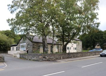 Thumbnail 1 bed flat for sale in Bethesda, Bangor