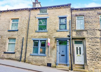 Thumbnail 3 bed town house for sale in Luddenden Lane, Luddendenfoot, Halifax