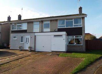 Thumbnail 4 bedroom semi-detached house for sale in Bury St Edmunds, Suffolk
