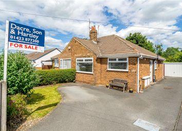 Thumbnail 2 bed bungalow for sale in Woodfield Road, Harrogate