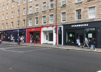 Thumbnail Retail premises to let in Nicolson Street, Edinburgh