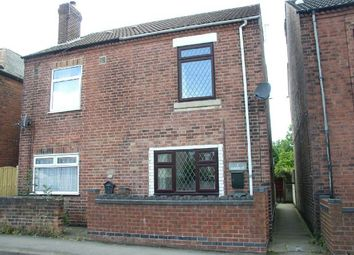 Thumbnail 2 bed semi-detached house for sale in Parkin Street, Alfreton