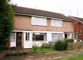 Thumbnail 2 bed flat to rent in Hulbert End, Aylesbury, Buckinghamshire