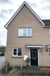 Thumbnail 2 bed end terrace house for sale in Knights Orchard, Whittlesford