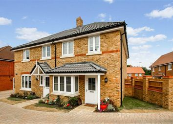 3 bed semi-detached house for sale in Rudgard Way, Liphook, Hampshire GU30