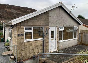 Thumbnail 2 bed detached bungalow for sale in Oakdale Road, Penrhiwfer, Tonypandy