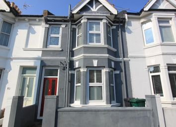 Thumbnail 3 bed terraced house for sale in Mortimer Road, Hove, East Sussex