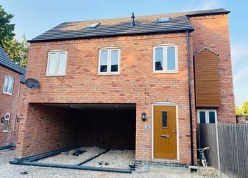 2 bed detached house for sale in Bridge Street, Saxilby, Lincoln LN1