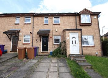 Thumbnail 2 bedroom terraced house to rent in Swift Close, Letchworth Garden City