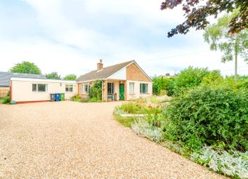 Thumbnail 5 bed bungalow for sale in Highfields Road, Highfields Caldecote, Cambridge, Cambridgeshire