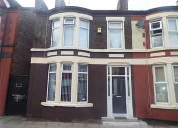Thumbnail 3 bed terraced house for sale in Orleans Road, Liverpool, Merseyside