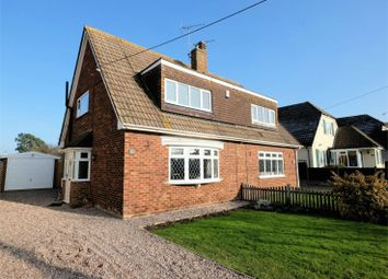Thumbnail 3 bed semi-detached house for sale in Maydowns Road, Chestfield, Whitstable, Kent