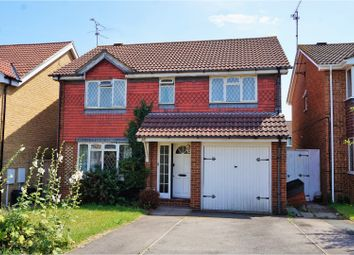 Thumbnail 4 bed detached house for sale in Charlotte Drive, Gillingham