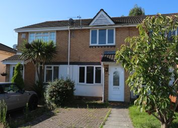 Thumbnail 2 bed terraced house for sale in Brookfield Avenue, Barry