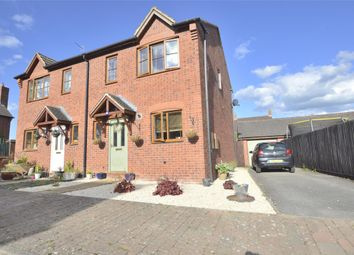 Thumbnail 3 bedroom semi-detached house for sale in 16 Cypress Road, Walton Cardiff, Tewkesbury, Gloucestershire