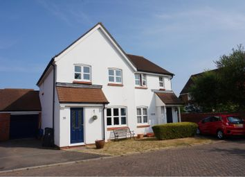 Thumbnail 3 bed semi-detached house for sale in Ashclyst View, Exeter