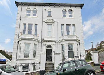 Thumbnail 2 bed flat for sale in Ellenslea Road, St. Leonards-On-Sea, East Sussex.