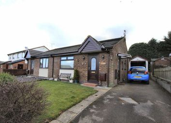 Thumbnail 2 bed semi-detached bungalow for sale in Cae Masarn, Pentre Halkyn, Holywell, Flintshire