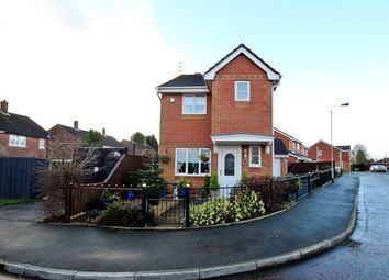 Thumbnail 3 bed detached house for sale in The Hedgerows, Haydock, St Helens