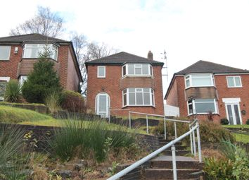 Thumbnail 3 bed detached house to rent in Greenridge Road, Birmingham