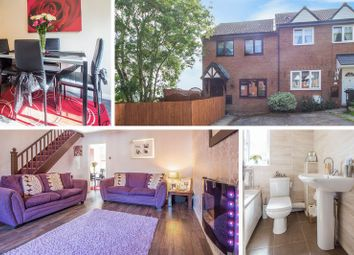 Thumbnail 3 bed terraced house for sale in George Lansbury Drive, Newport