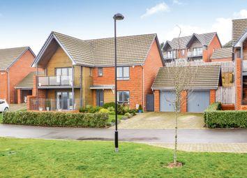 Portsea View, Bedhampton, Havant PO9. 4 bed detached house for sale