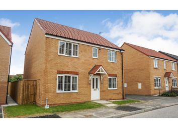 Thumbnail 4 bed detached house for sale in Sorrel Close, Durham