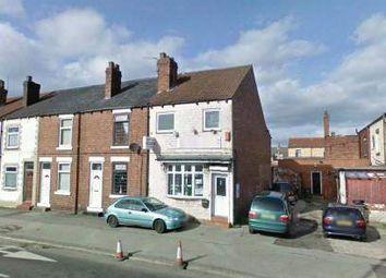 Thumbnail Retail premises for sale in Pontefract WF7, UK
