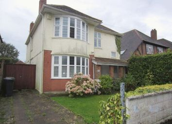 Thumbnail 5 bedroom detached house to rent in Norton Road, Winton, Bournemouth
