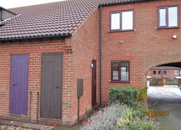 Thumbnail 1 bed terraced house to rent in Ladywell, Oakham