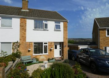 Thumbnail 3 bed semi-detached house for sale in Hawthorne Close, River, Dover