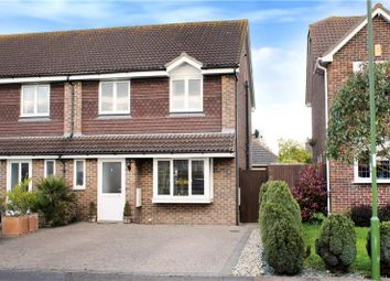 Thumbnail 3 bed semi-detached house for sale in Apple Tree Walk, Climping, Littlehampton